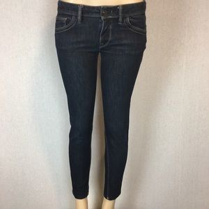 DL1969 Women's Jeans Size 28 Kim Skinny Dark Wash